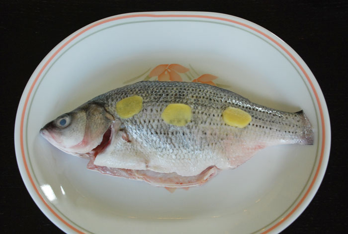 Steamed whole fish gluten and soy free for Steamed whole fish